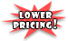 New Lower Pricing!